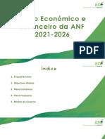 2.Plano Económico e Financeiro da ANF 2021-2026