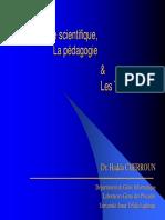 Document scientifique & rédaction