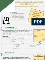 Problemas de analisis dimensional (1)