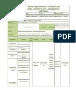 GEDCE01-D001. PLANIFICACIÓN DEL APOYO A LA CALIDAD EDUCATIVA
