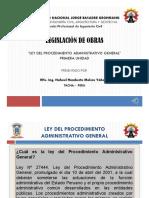 1. Ley del Procedimiento Administrativo General - Diapositivas (1).pdf
