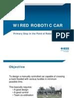 Wired.RoboticCar