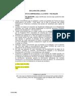 FA252-002 DECLARACIÓN JURADA FONDO DE APOYO EMPRESARIAL A LA  MYPE- FAE MUJER v.01 - copia