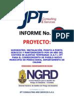 Version 18 OCTUBRE INFORME #1 JPT a UNGRD PENSILVANIA