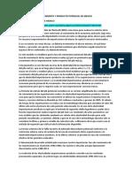 CRECIMIENTO Y PRODUCTO POTENCIAL DE MEXICO