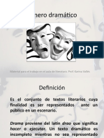 Género dramático_presentación
