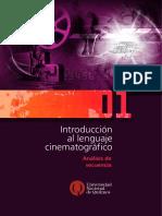 Lenguaje Cinematográfico 01 (CINE)