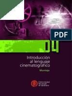 Lenguaje Cinematográfico 04 (CINE)