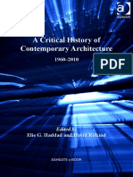 A Critical History of Contemporary Architecture, 1960-2010. Edited by Elie G. Haddad with David Rifkind by Elie Haddad (z-lib.org).pdf