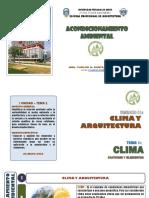 UNIDAD II CLIMATOLOGIA - TEMA 1 EL CLIMA.pdf