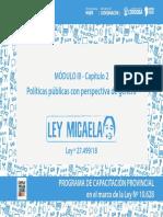 11 Mod III - Cap 2 - Ley Micaela - 2020.pdf