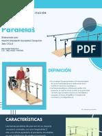 BarrasParalelas fisioterapia