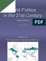 world politics 21st century