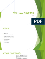 PMI LIMA CHAPTER PPT1 rev1