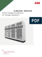PCS100 AVC-20 Brochure