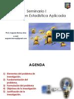 Clase4 Seminario1 Maestria Estadistica 2019-1