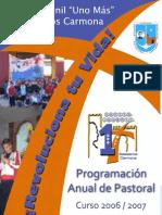 Programación 2007 (FINAL)