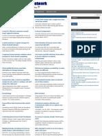 Coronavirus Health News Oct 2020