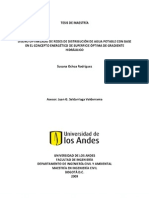 06-Diseño optimizado de redes con base en el concepto energético