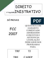 Dir Adm FCC 2007