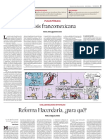 Articulo Sen Manlio Fabio Beltrones en Reforma 16-02-2011