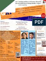 National Level Online Training Program
