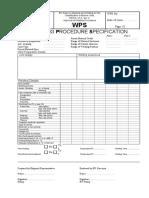 WPS - Form