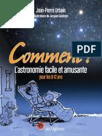 24979.Comment   L'astronomie facile et amusante pour les 8-12 ans [French]