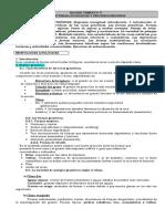 BLOQUE TEMÁTICO 5 (Temas 9º, 10º y 11º del programa)