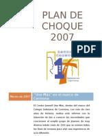 Plan de Choque 2007
