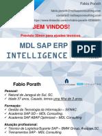 Mdl Sap Erp Intelligence 2018