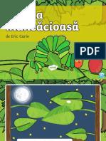 Omida Mancacioasa - Prezentare PowerPoint Pentru Studierea Povestii
