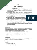 DIAPO 08 - TRAUMA FACIAL