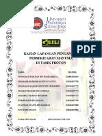 REPORT TASIK PROTON