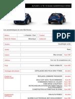 ALFA MiTo 1.4 TB 170 MultiAir QUADRIFOGLIO VERDE