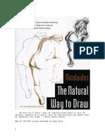 Libro LaFormaNaturalDeDibujar_ Kimon Nicolaides