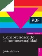 Comprendiendo la homosexualidad - Irala, Jokin de