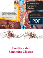 Fonética Del Sánscrito Clásico. Taittiriya Pratisakhya