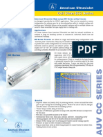 Uv Lamp Cut Sheet