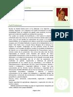 Curriculum Zaida Cantera de Castro