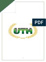 ELABORACION DE PAGINA WEB UTH