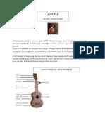 ukulele fiche 1