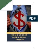 Como Lucrar Fabricando Donuts