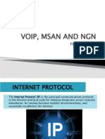 VOIP, MSAN AND NGN.pptx