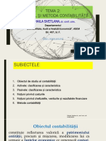 Contabilitate - Tema-2