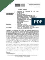 Resolucion 0138-2020/SDC-INDECOPI