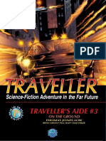 RPG D20 T20 Traveller's Aide 3 - On the Ground