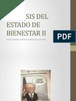 LA CRISIS DEL ESTADO DE BIENESTAR II (1)