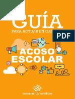 Guia Educativa Para Actuar Frente Al Acoso Escolar Ccesa007