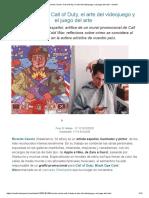 Ricardo Cavolo_ Call of Duty, el arte del videojuego y el juego del arte - Vandal.pdf